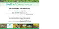 LiveRoof Green Commercial Roofing Certificate